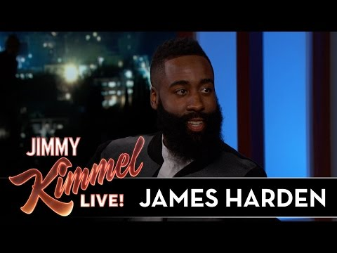 James Harden on Kobe Bryant