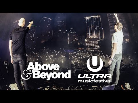 Above & Beyond - Live at Ultra Music Festival Miami 2017