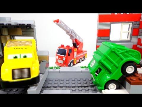 Машинки в видео для детей: Спички детям не игрушка! Развивающее видео (видео)