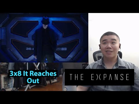 The Expanse Season 3 Episode 8: It Reaches Out Reaction and Discussion!