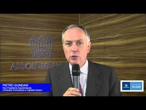 Pietro Guindani racconta l'importanza dell'innovazione collaborativa
