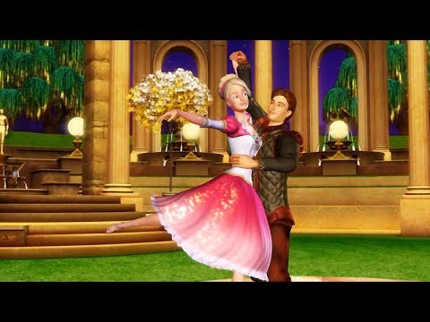 Barbie in The 12 Dancing Princesses - Last dance in the magical kingdom (Waltz)