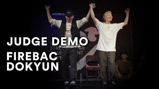 Dokyun & Fire Bac – 2019 멋 POPPING QUALIFIER Part.4 JUDGE DEMO