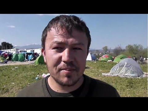 Ειδομένη: Το YouTube «διαβατήριο» για Αφγανό πρόσφυγα