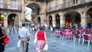 Salamanca Spain  City new picture : Walking in Salamanca, Spain