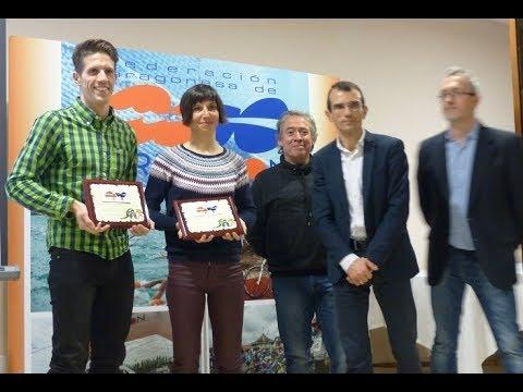 Gala del Triatlón de Aragón 2017