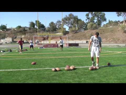 Joe Cardona Long Snapper Class of 2010 video.