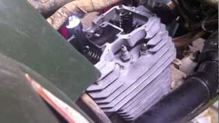 8. How To: Honda 300 Cylinder and Head Installation
