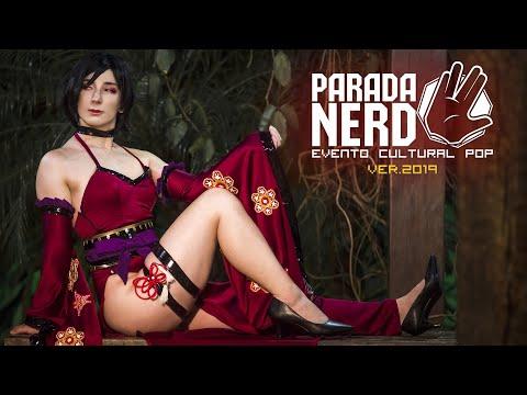 Parada Nerd 2019 Cosplay Showcase