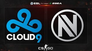 Nonton Cs Go   Cloud9 Vs  Envyus  Dust2    Esl Esea Pro League Finals 2015    Quarterfinal Map 1 Film Subtitle Indonesia Streaming Movie Download