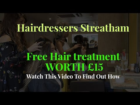 Hairdressers Streatham - 0207 018 2830 - Hair & Beauty Salon Streatham