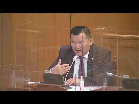 Л.Мөнхбаатар: Үндсэн хуулийн нэмэлт өөрчлөлтийн дагуу хийгдэж байгаа Шүүхийн шинэтгэлийн асуудал гацах нь байна шүү