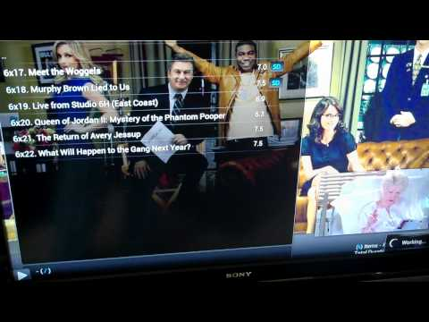 Hands on with XBMC on Raspberry Pi