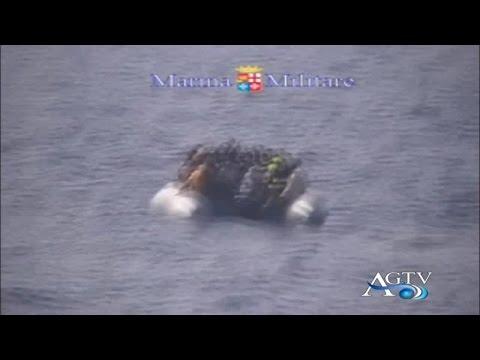 590 migranti soccorsi nel canale di Sicilia