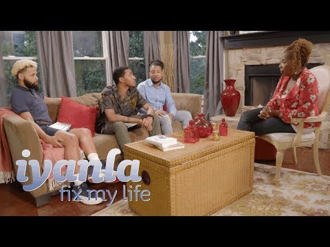 Iyanla Tells 3 Brothers That Turning Anger Into Violence is Unacceptable | Iyanla: Fix My Life | OWN