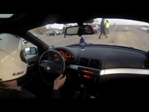 bmw 318d 295hp stage 3 vs bmw e46 stage 2  320hp