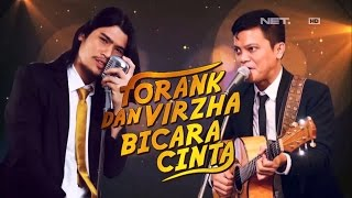 Video Torank & Virzha Bicara Cinta (4/4) MP3, 3GP, MP4, WEBM, AVI, FLV Januari 2019