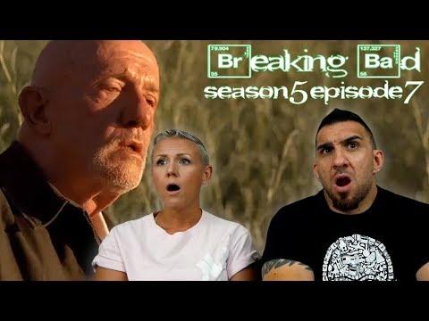 Breaking Bad Season 5 Episode 7 'Say My Name' REACTION!!