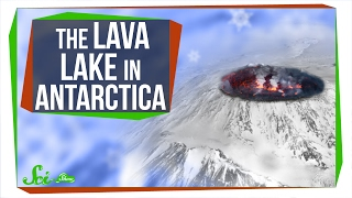 What could be cooler than a permanent lava lake surrounded by snow!? The Mount Erebus Volcano Observatory: http://erebus.nmt.edu/ Hosted by: Hank Green -----...
