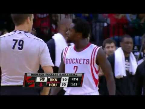 Patrick Beverley hits the clutch game-tying three vs. Nets
