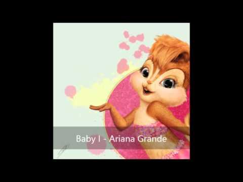 Tekst piosenki Alvin i Wiewiórki - Baby I po polsku