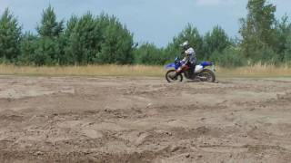 8. YAMAHA WR450F 2004 & YZ250F 2002 - Few small uphills + nothing ;-)