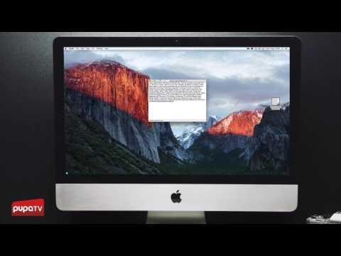 Mac ile internetten kolayca metin almak.