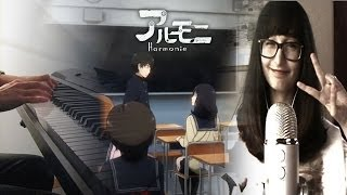 Nonton Anime Mirai 2014   Harmonie Ed Piano Vocal Collab Cover Feat  Saki Film Subtitle Indonesia Streaming Movie Download