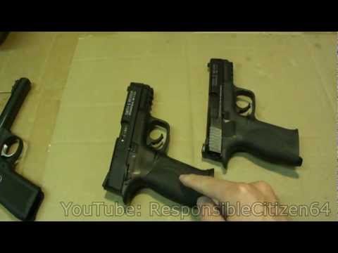M&P22 the .22 version of M&P 9/40 pistol (Part 3) in-depth review after 2000 rounds