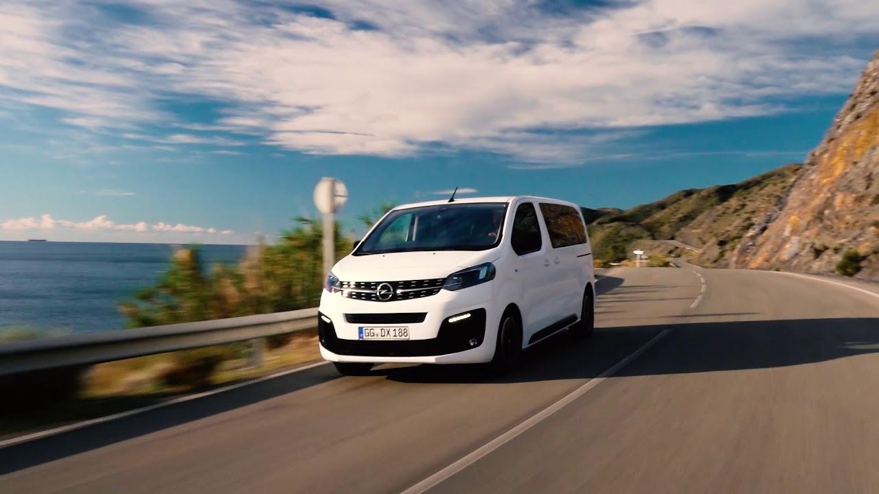 New Opel Zafira Life: The Benchmark Enters its Fourth Generation