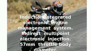 6. Aprilia Tuono 1000 R - Specification and Specs