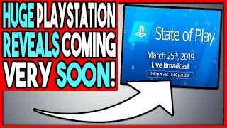 HUGE PLAYSTATION REVEALS COMING VERY SOON - WHAT YOU NEED TO KNOW!