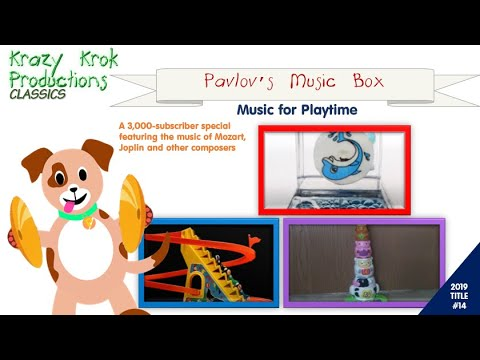 Pavlov's Music Box - A 3,000 Subscriber Special