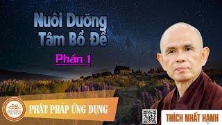 Nuôi Dưỡng Tâm Bồ Đề 1/2 - Thiền Sư Thích Nhất Hạnh