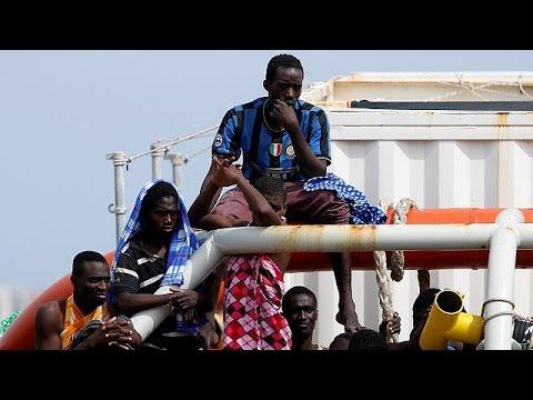 Εκατοντάδες μετανάστες διέσωσαν οι Γιατροί Χωρίς Σύνορα στη Μεσόγειο