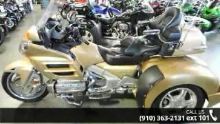 7. 2006 Honda Gold Wing Audio / Comfort Navi  - Sport Cycles...