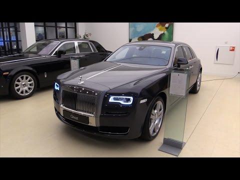 Rolls Royce Ghost 2015 In Depth Review Interior Exterior