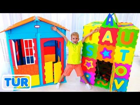 Oyun evleri hakkında Vlad ve çocuk hikayeleri