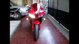 6. Honda CBR 600 RR 2008 - Japan Spec