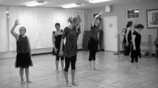 All Around Me - Contemporary Christian Dance