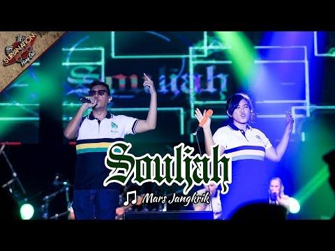 Download Lagu MARS JANGKRIK   SOULJAH [Live Konser Di Alun-alun Barat - SERANG 6 Mei 2017] Music Video