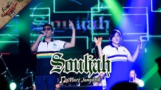 MARS JANGKRIK   SOULJAH [Live Konser di Alun-alun Barat - SERANG 6 Mei 2017]