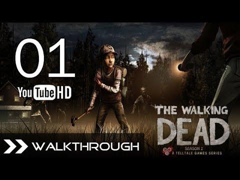 The Walking Dead : Saison 2 Playstation 4