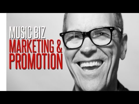 Renman U Lesson #8 How to Market & Promote Your Music (Full Show)