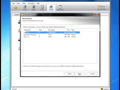 How to Clone Your Bootable Hard Drive Norton Ghost 15