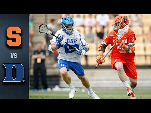Highlights: Syracuse vs. Duke (ACC Men's Final)