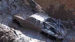 RC ADVENTURES - Creamy Mud Recoveries - Beast 4x4 & HD OverKill: the JUGGERNAUT 6x6