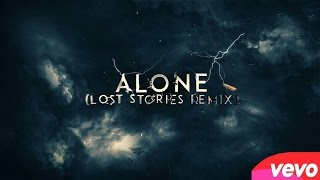 Alan Walker - Alone (Lost Stories Remix) | Official Music Video Video