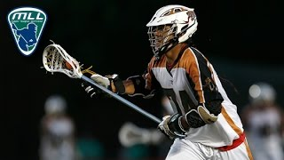 MLL Champ: Miles Thompson Pick and Goal Off Ride