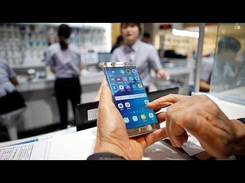 Samsung: Η μπαταρία υπεύθυνη για τις αναφλέξεις στα Note 7